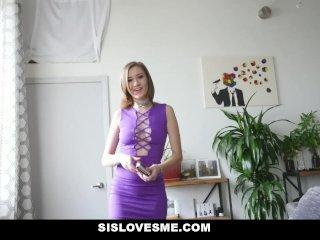 SisLovesMe – Kinky Step-Sis Wants To Try Bondage