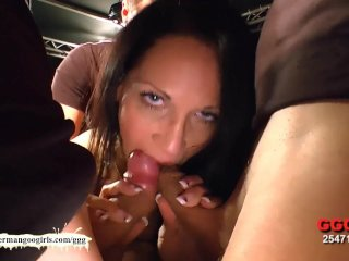 Nicky Vs Aymie Vote the best Slut – German Goo Girls