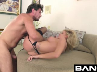 BANG Gonzo: Jessa Rhodes Talks Dirty While Getting Hardcore Fuck