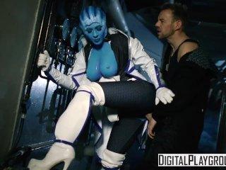Digital Playground – Ass Effect A XXX Parody