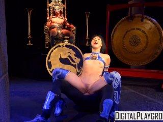 Digital Playground – Mortal Kombat A XXX Parody