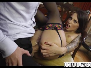 Sherlock A XXX Parody Episode 1 – Nikita Bellucci loves anal