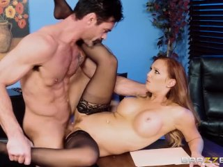 She's Underpaid but she's gonna get a dick bonus – Brazzers