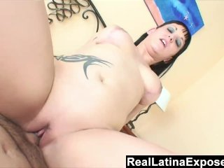 RealLatinaExposed – Latina babe need her holes filled.