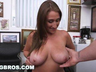 BANGBROS – Busty Big Butt Freak Skyler Luv Gets Broken In! (hih13939)