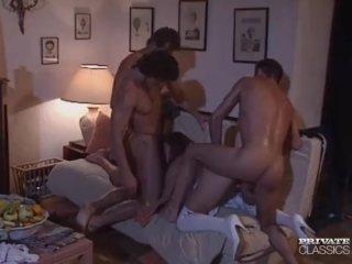 Roxanne Hall, Three Cocks Better Than one