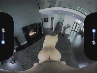 BaDoink VR Abella Danger Seduces You VR Porn