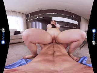 BaDoink VR Busty Latina Milf Gets POV Dick