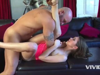 Riley Reid gets rammed by her stepdad