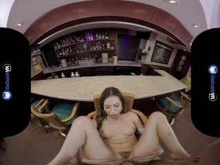 BaDoinkVR Melissa Moore s Pussy Is On The Menu VR Porn