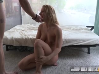 Awesome Nikky Thorne starts a modeling career