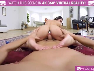 VR PORN-Lucia Denvile Get Penetrated In The Back By A Big Cock