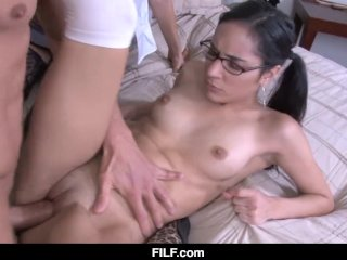 FILF – My D Needs to Learn How to Fuck