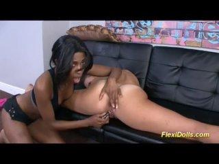 flexi Kelsi Monroe stretched like a real doll