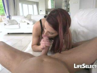 EU Red Head enjoys being fucked in the ass – Lyen Parker