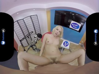 BaDoink VR Aaliyah Love Enjoys Revenge Sex Live On Radio VR Porn