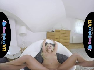 SexBabesVR – Naughty Assistant Lola Loves Cock