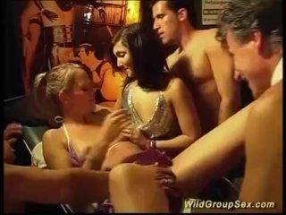 one night in a german swinger club