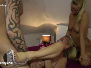My Dirty Hobby – Threesome intense fuck fest!