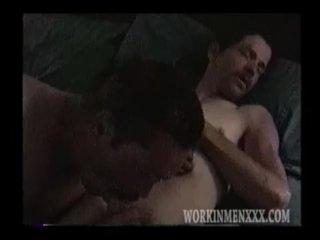 Mature Men Steven and Jack Fool Around