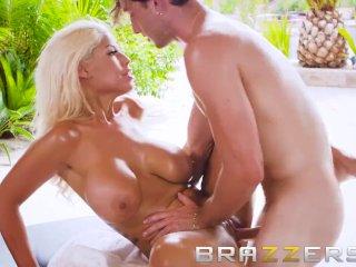 Milf Bridgette B Gets A Nice Massage – Brazzers