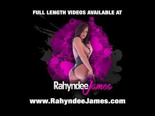 Rahyndee James pleases cock POV