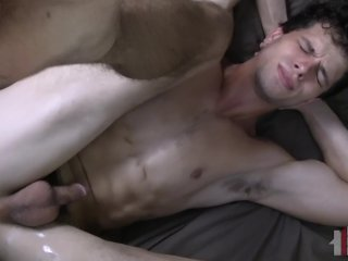 Straight Jock Fucked For First Time