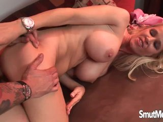 MILF loves cock in asshole