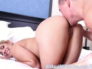 Maria Jade Gets Ass Fucked For First Time at AAT!