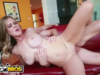 BANGBROS – Busty Amateur Olivia Blu Shows Off Her Natural Big Tits