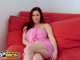 BANGBROS – Behind The Scenes With Big Tits MILF Pornstar Kendra Lust!