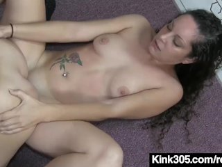 Latina Asian CristiAnn In Cunt Fuck Yoga With Victoria Monet