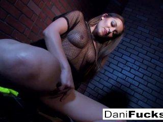 Dani Daniels Gets A LIttle Naughty