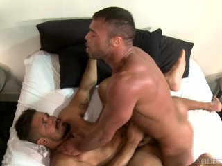 Rugged Morning Fuck With Micah Brandt