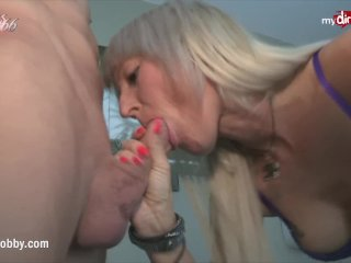 My Dirty Hobby – Mature babe gets fisted and fucked