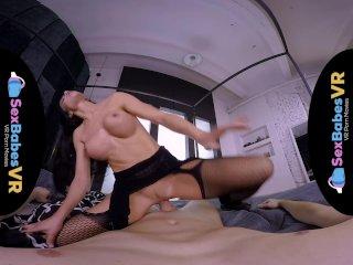 SexBabesVR – My First Escort with Ana Rose