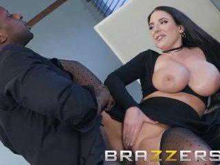Brazzers – Curvy Babe Angela White wants some BBC
