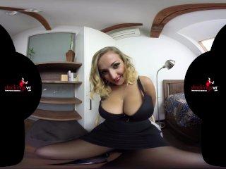 StockingsVR – Boobmania 34HH Krystal Swift