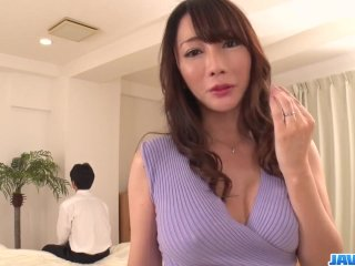 Intense Japanese action with sensual Kotone Kuroki – More at 69avs com