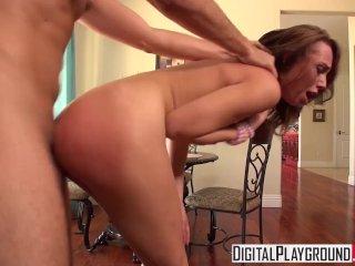 DigitalPlayground – Aidra Fox and Keiran Lee – Call Me Big Daddy