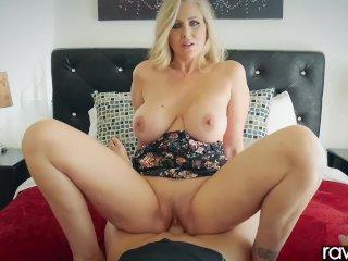 Super Sexy MILF Rides Her Mans Cock