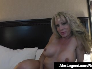 Fit Milf Raquel Sultra Is Fucked By French Dick Alex Legend!