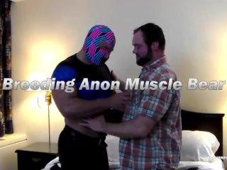 Topher Barebacks Anon Muscle Bear