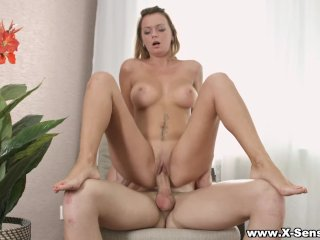 X-Sensual – Emily Thorne – I love the way you fill me up