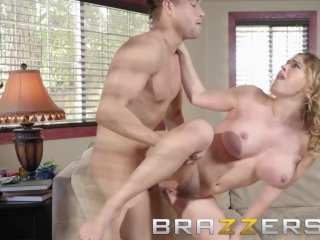 Brazzers – Krissy Lynn gets fucked by delivery boy