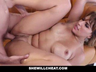 SheWillCheat – Hot Latina Milf Rammed By Boytoy