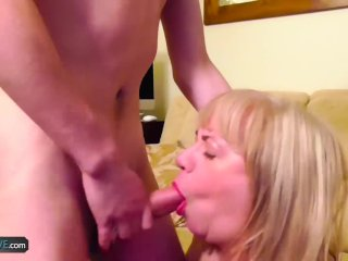 AgedLovE and LainChili Mature Sex vids Conjunction