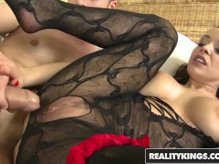 Reality Kings – Liza Del Sierra  – French couple makes a sex tape