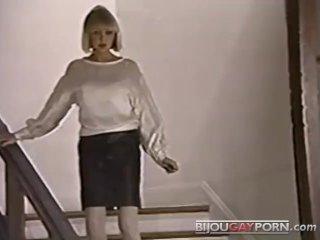 Vintage Trans Lesbian Scene – FORBIDDEN DREAMS (1984)