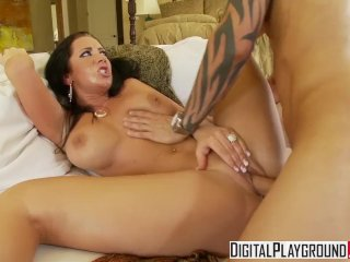 Digital Playground – Bad girl Jayden Jaymes loves sunbathing and big cock
